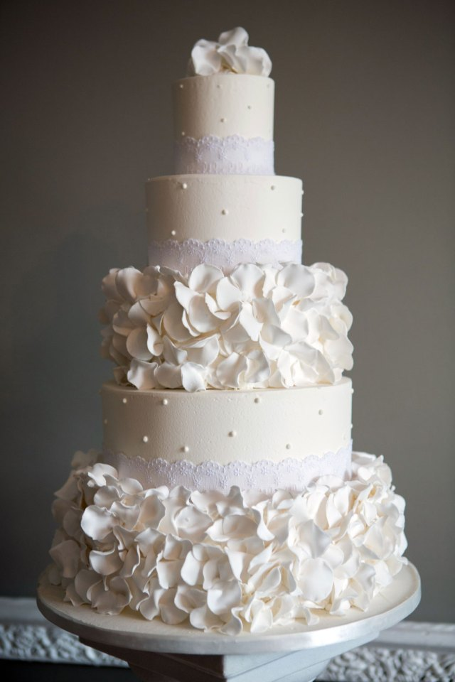 Top Tips When Planning Your Wedding Cake
