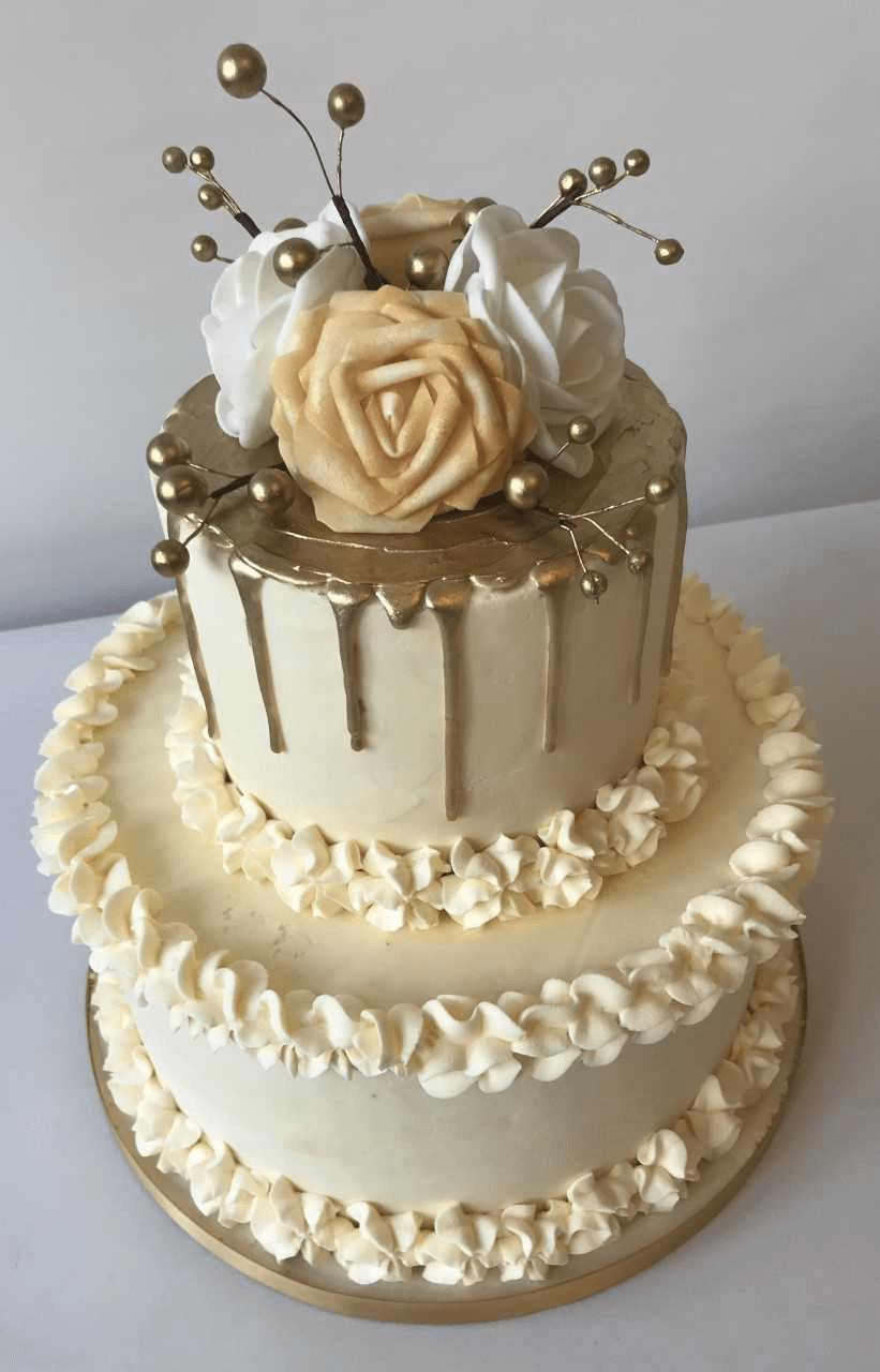 Drip Cake - Anns Designer Cakes