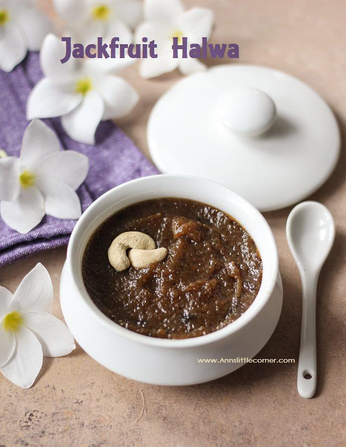 Jack Fruit Halwa / Jack Fruit preserve / Chakka Varatti