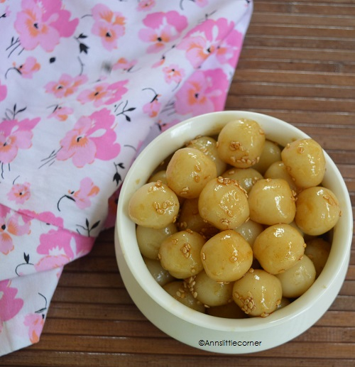 Sweet Mini Kozhukattai