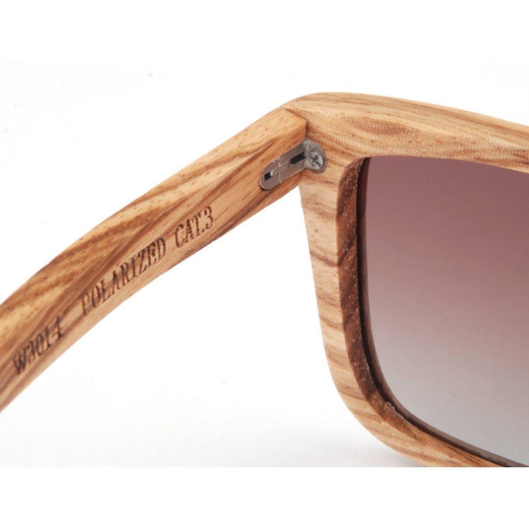 9a7ca7f32fa14 Les lunettes de soleil en bois   un accessoire élégant pour un look ...