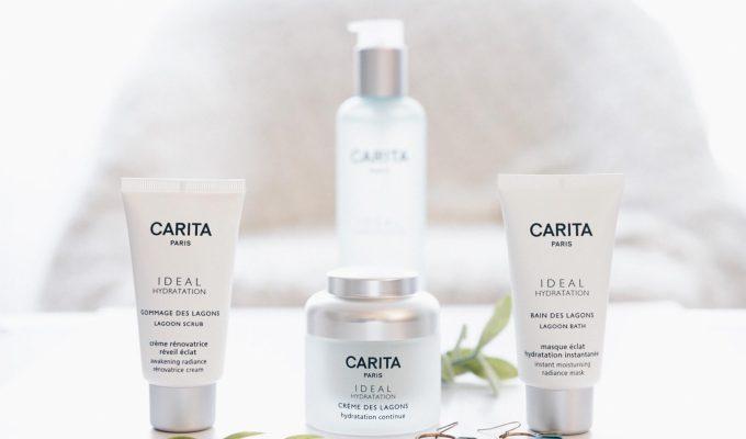 idéal hydratation carita