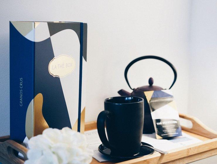 thé box