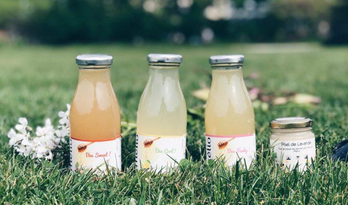 melio boisson miel bio