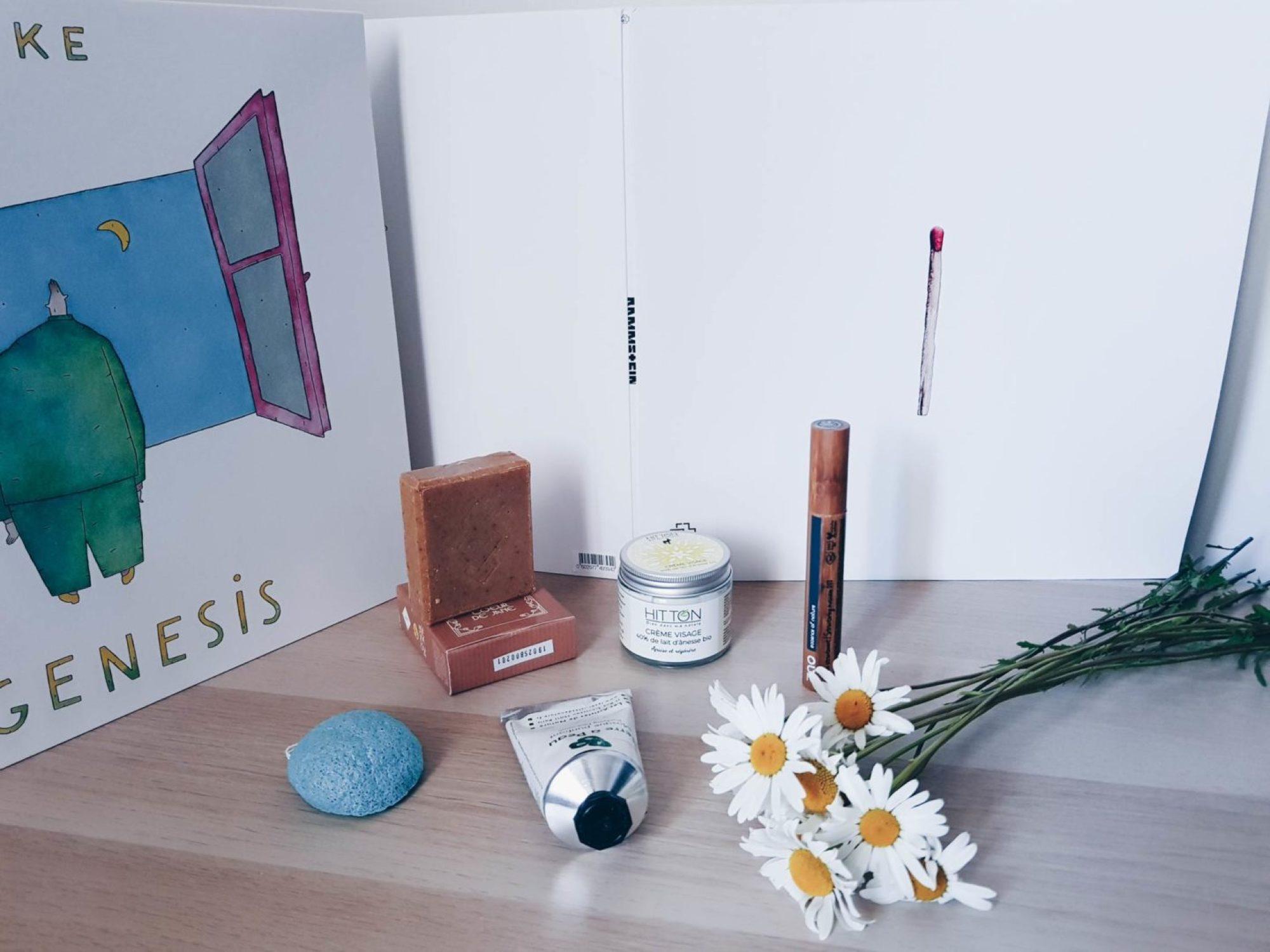 Box Slow Cosmetique