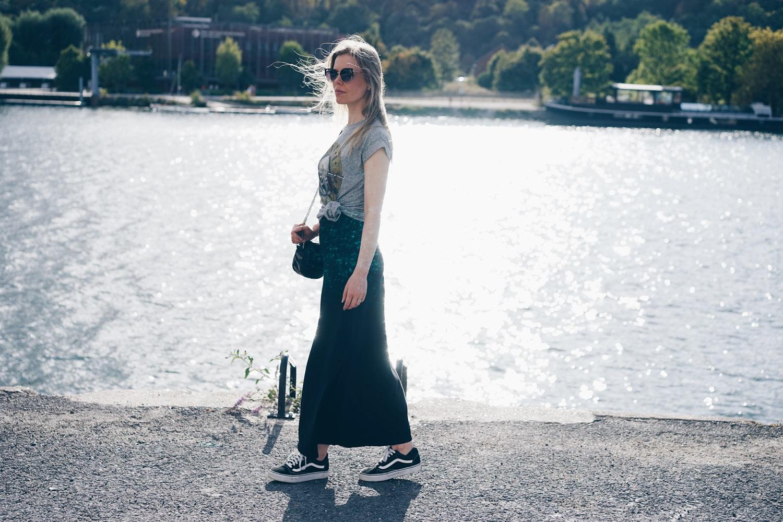 look blogueuse rock paris