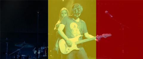 concerts belgique
