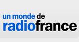 Un Monde de rRadio-France