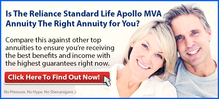 Independent Review of the Reliance Standard Life Apollo-MVA Annuity