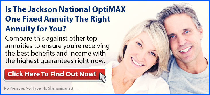 Jackson National OptiMAX One Fixed Annuity