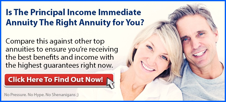 Independent Review of the Principal Income Immediate Annuity