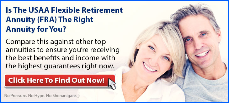 Independent Review of the USAA Flexible Retirement Annuity (FRA)