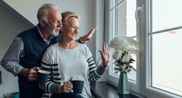 Ensuring income later in life with a deferred income annuity