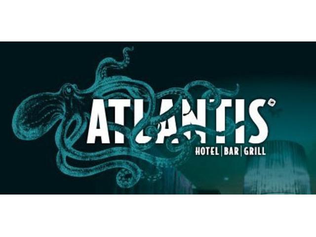 Pizzaiolo Lavapiatti E Cuoco Cameriere Vitto E Alloggio Inclusi Hotel Atlantis