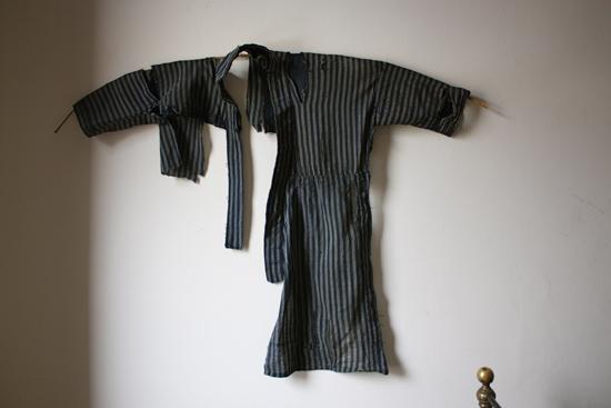 japanese garment fragments