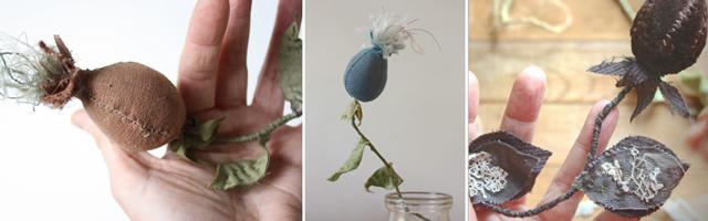 stitched botanicals