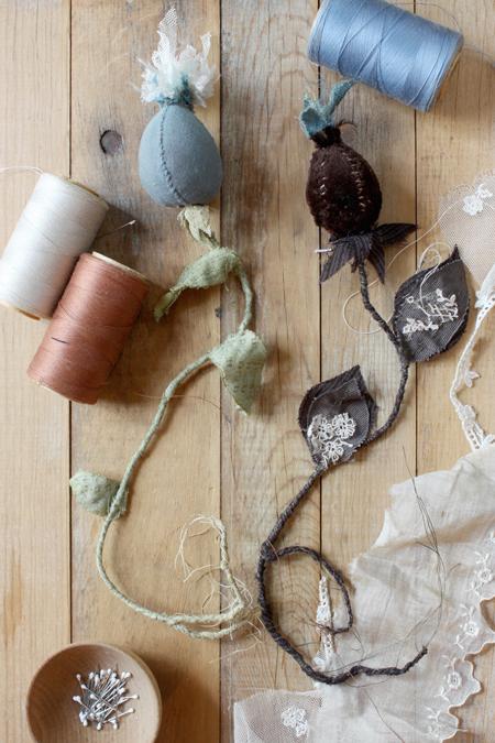 stitched botaniclas