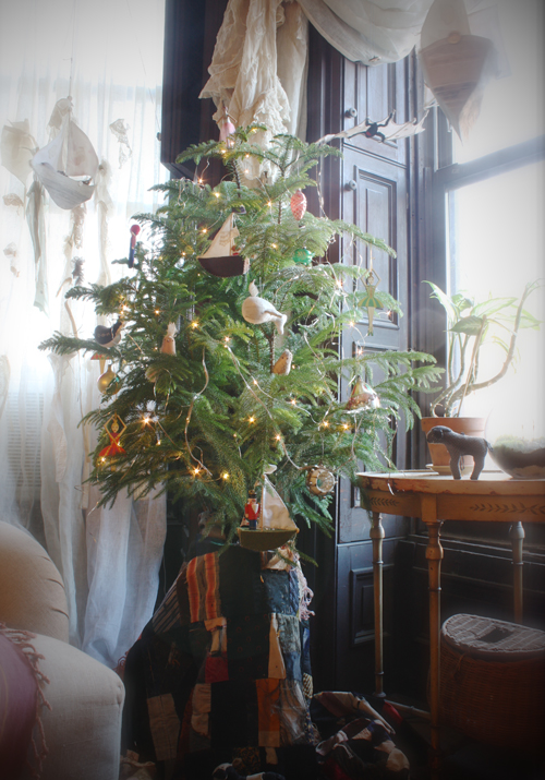ann wood christmas tree 2014