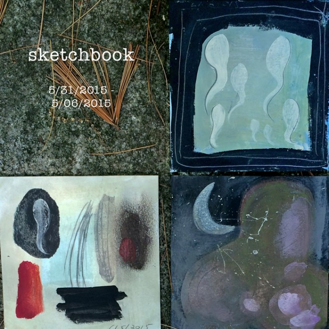 sketchbook : week 16