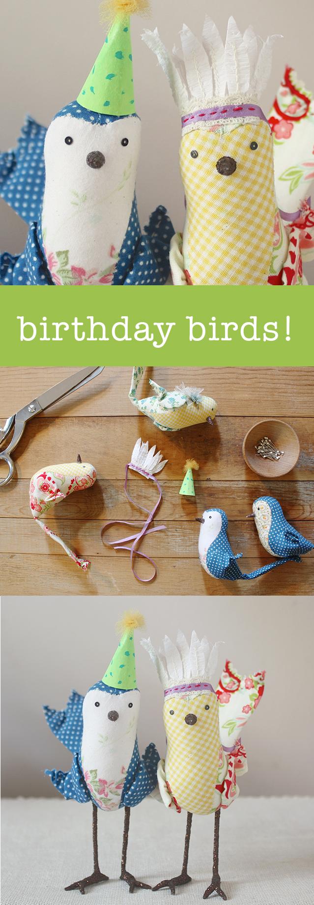 birthday party birds
