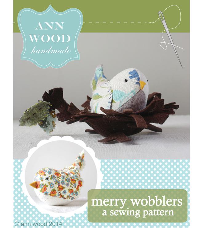 merry wobbler pattern