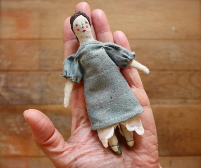 tiny doll