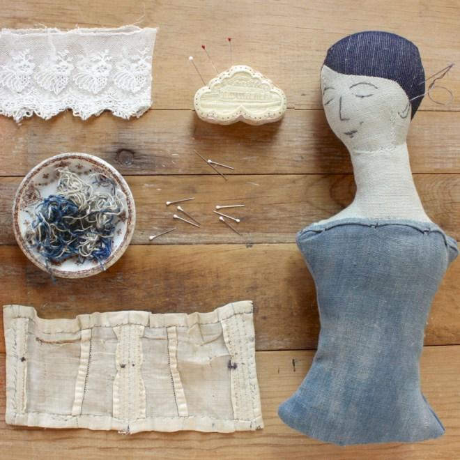 ann wood doll workshop