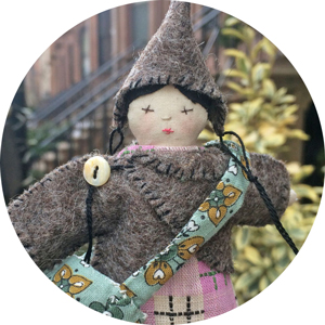 free pattern for a doll jacket