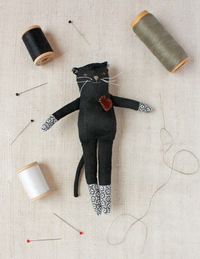 mr. socks sewing pattern