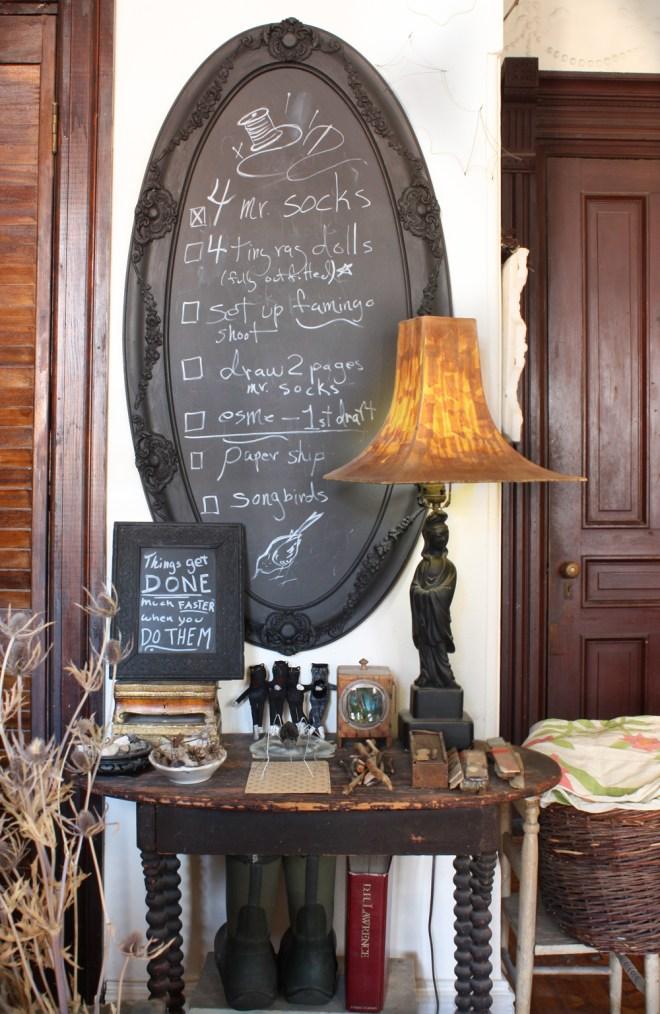 chalkboard : ann wood