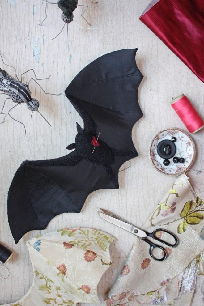 stitched bat
