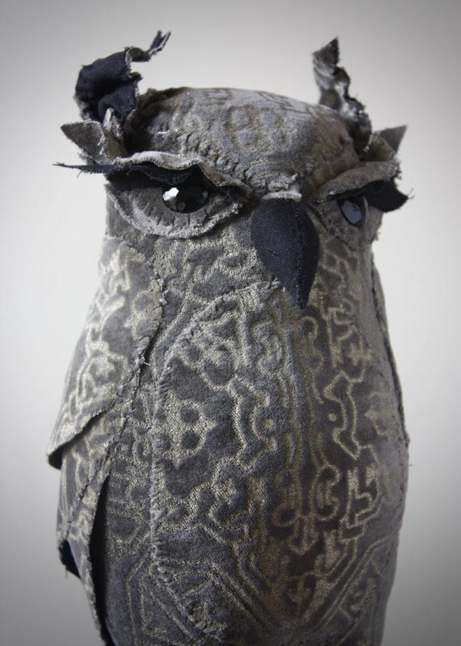 velvet fortuny owl