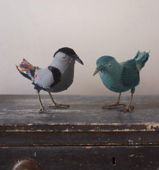 handmade songbirds