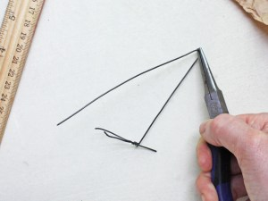 how to make a realistic bird leg - step 10