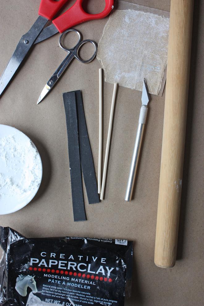miniature plate tutorial