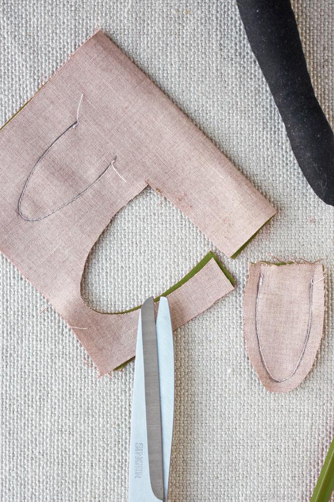 rag doll shoe tutorial