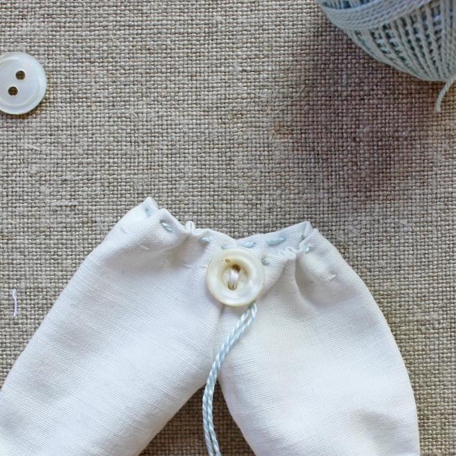 doll pants sewing tutorial