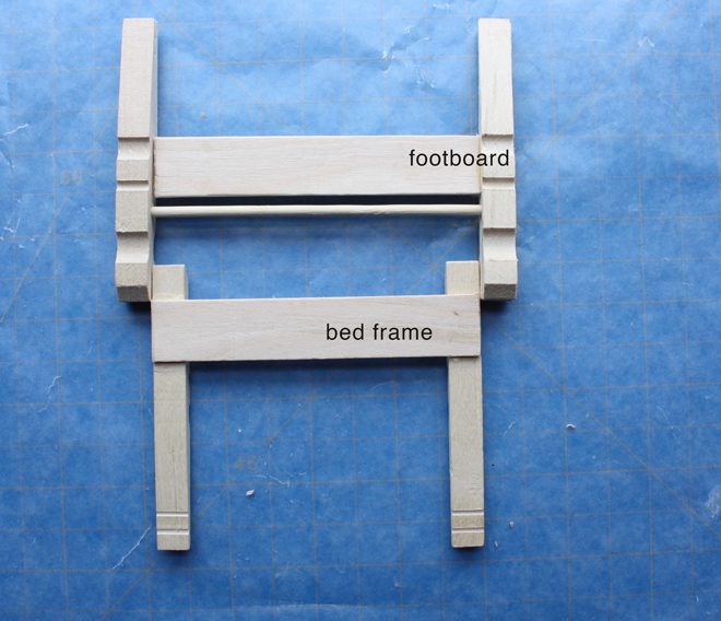 doll bed diy