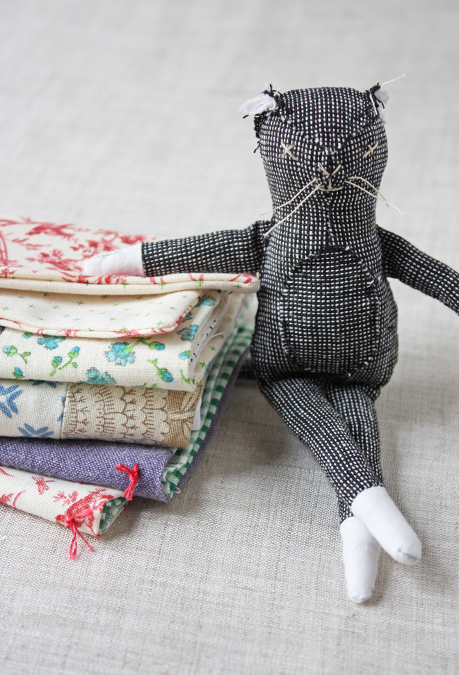 miniature doll quilts