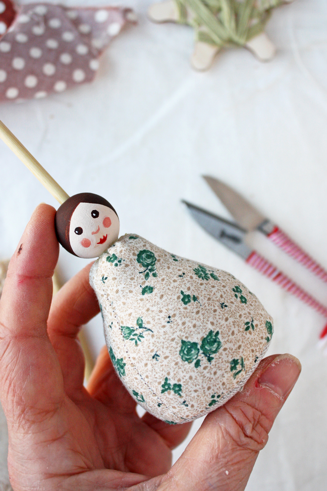 pincushion doll free sewing pattern