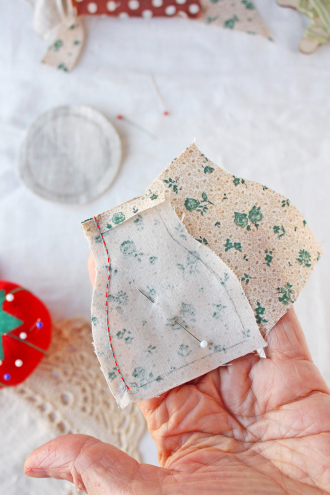 free pincushion sewing pattern