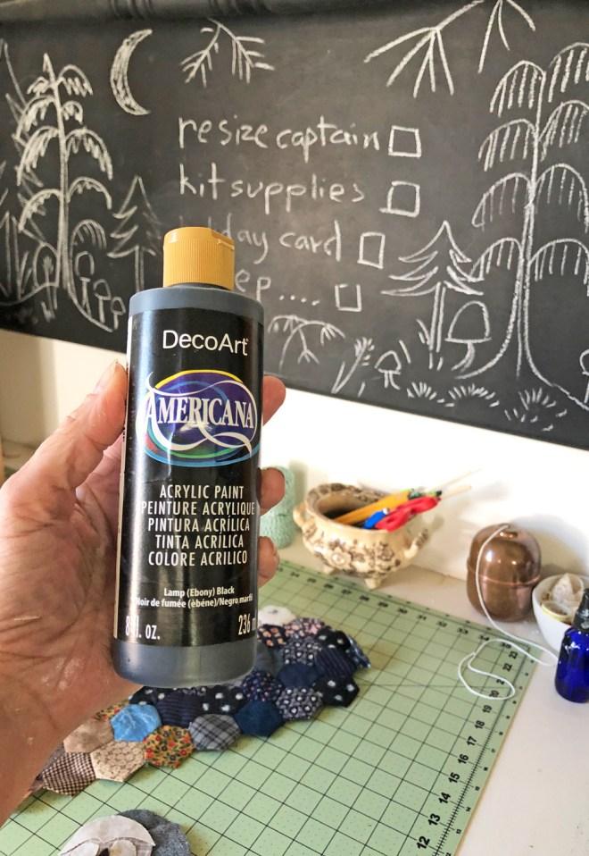 DecoArt brand craft paint