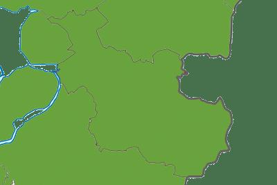 kaart overijssel
