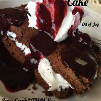 Texas Sheet Cake * Low Carb * THM S * Egg/Dairy Free!