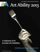 Art Ability 2013 Cover