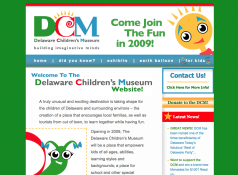 DCM Fundraising website