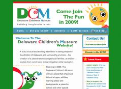 DCM Fundraising website