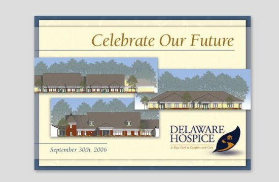 Expand Delaware Hospice Postcard
