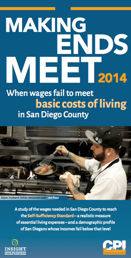 Making Ends Meet 2014 Cover