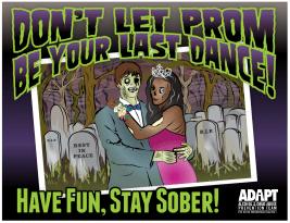 ADAPT Prom Flyer